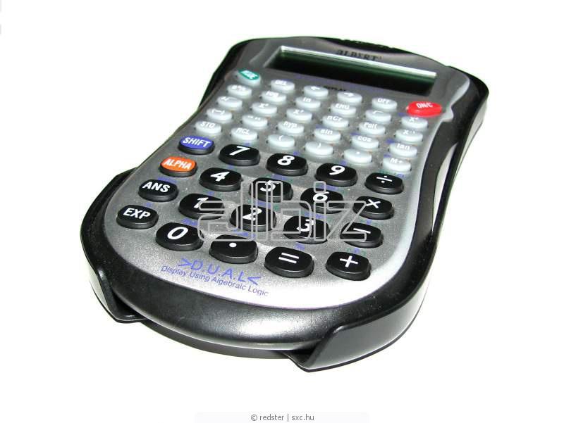 Купить Офисное оборудование Калькуляторы