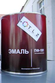 Купить Эмаль ПФ-191 бел. ф. 3 кг