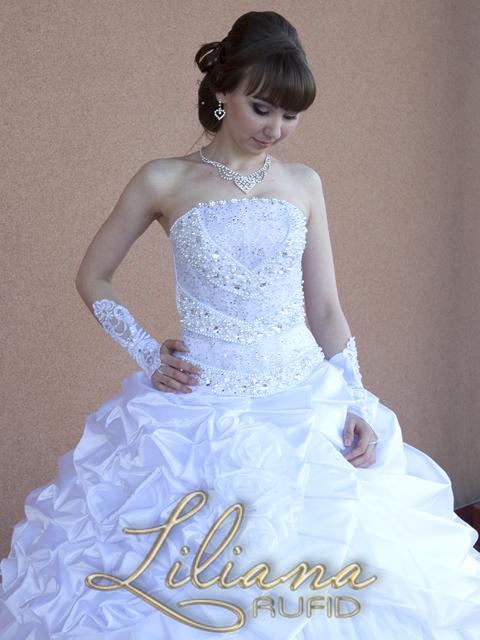 Свадебное платье узбекское