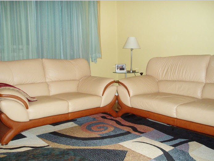 Buy Fabrics for an upholstery of salon