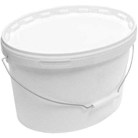椭圆形塑料桶