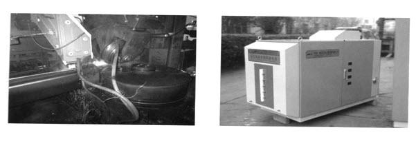 Линия по производству сварных труб предназначенных для производства электросварных труб  Ф76 High Frequency Welded Pipe Machine
