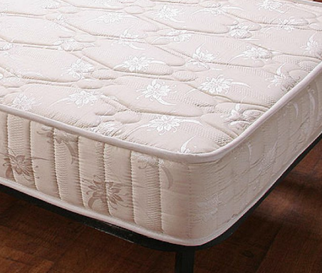 The mattress is orthopedic