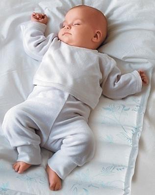 Матрас детский Baby поролоновый