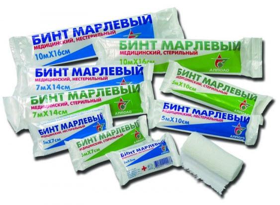 Купить Салфетки марлевые медицинские