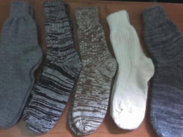Купить Носки шерстяные