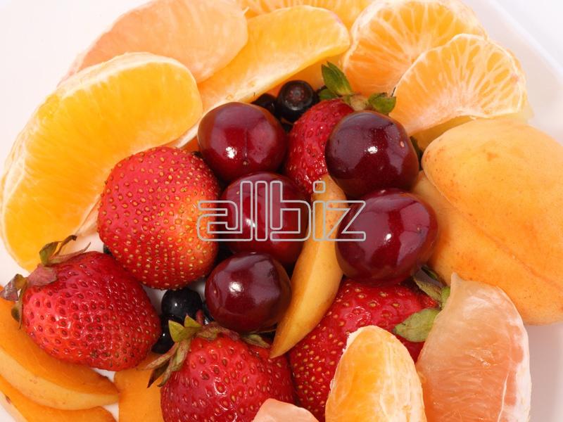 Купить Свежие фрукты фасованые