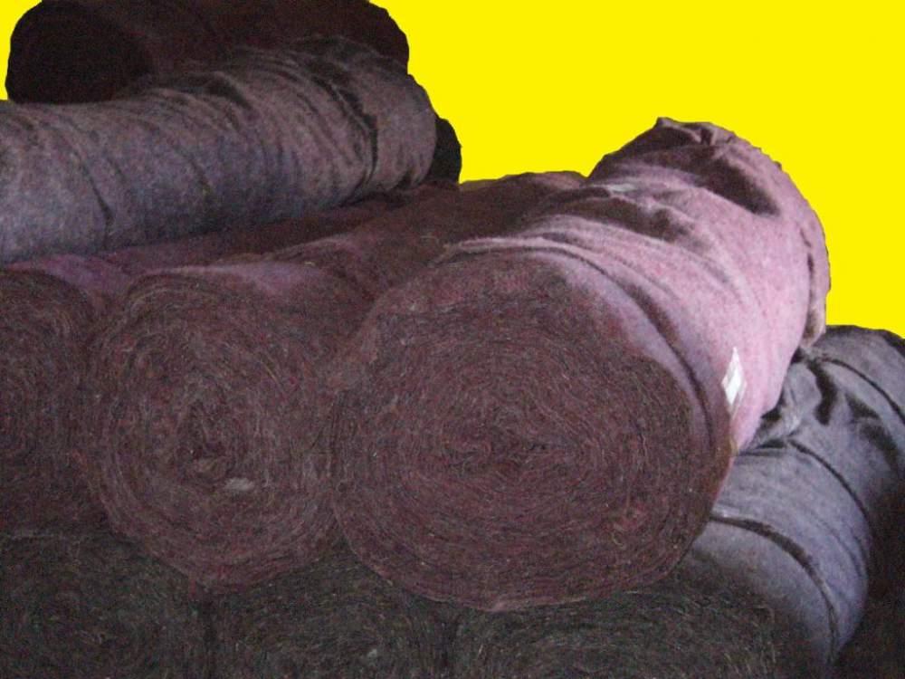Купить Ватин иглопробивной полушерстяной (нетканное полотно)