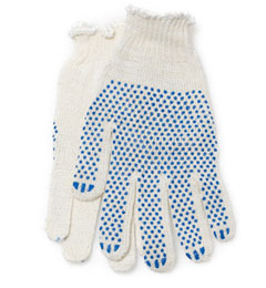 Перчатки хлопчатобумажные. Только на экспорт