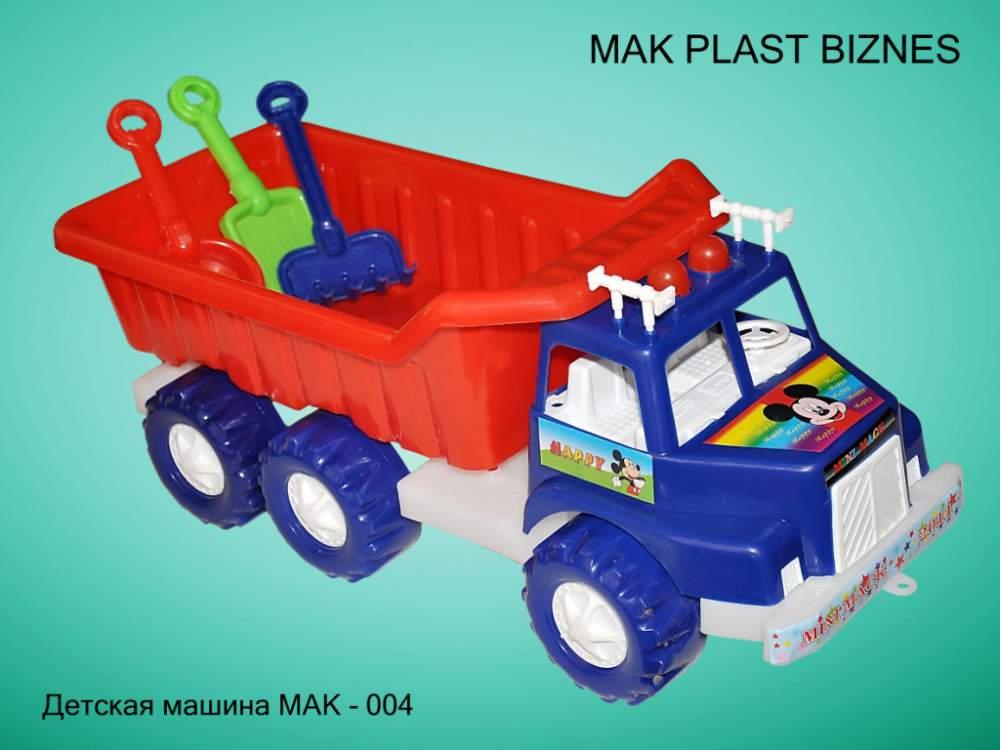Машины детские МАК-4