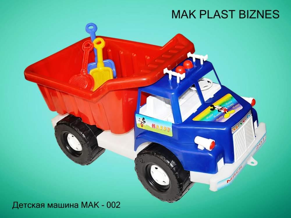 Машины детские МАК-2