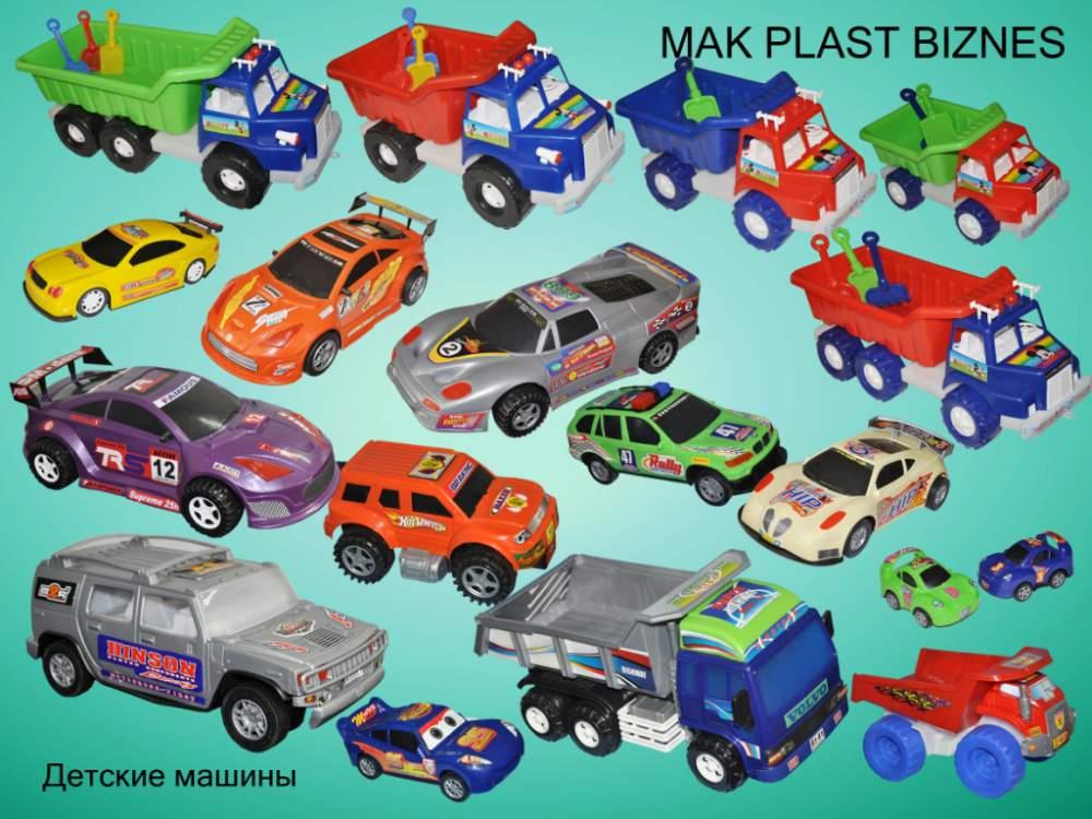 Игрушки детские, машины детские
