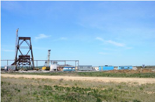 Купить Оборудование буровзрывных работ для рудников
