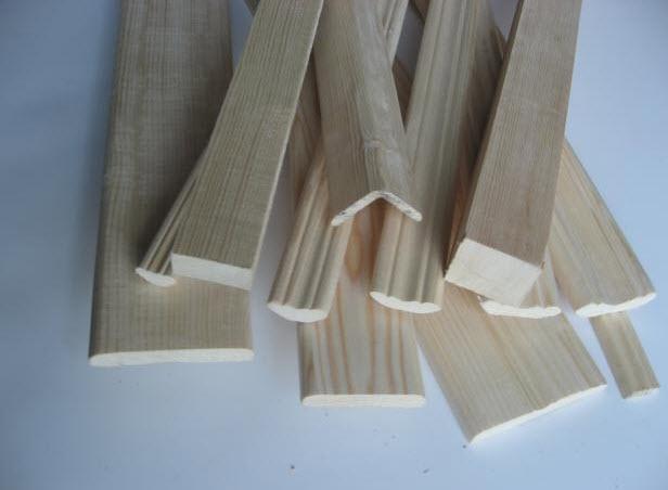 Рейки деревянные
