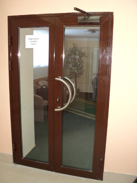 входная двер для салона красоты цена