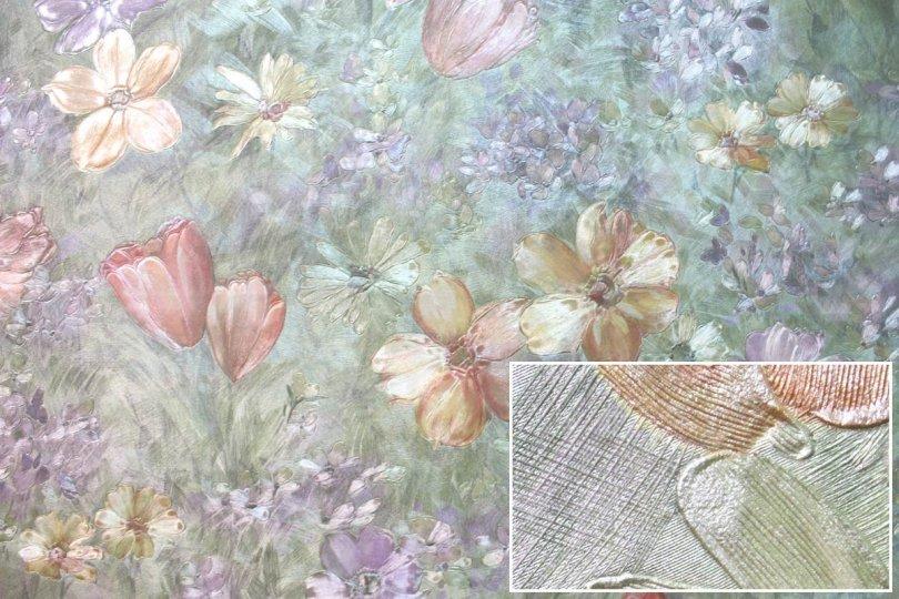 виниловые на флизелиновой основе обои фото