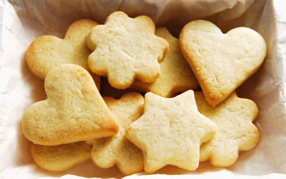 печенье разные фото и рецепт