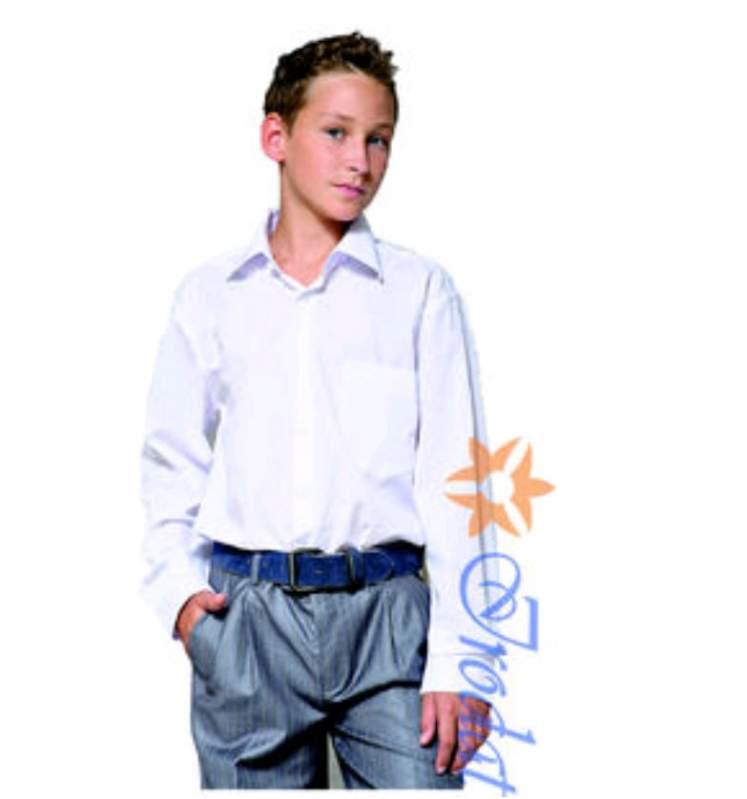 Рубашка-сорочка с длинным рукавом