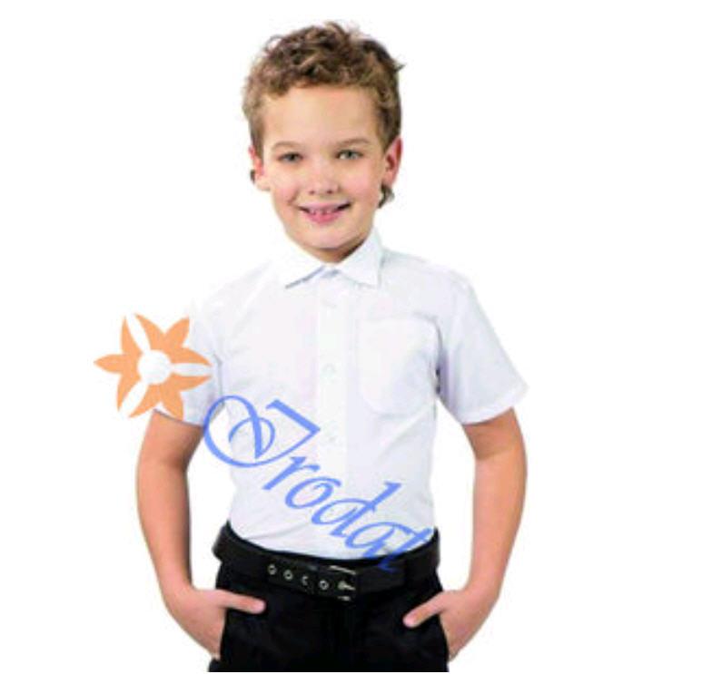 Рубашка-сорочка с коротким рукавом
