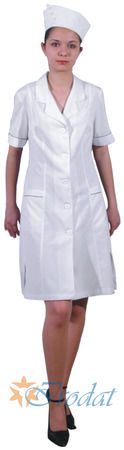 Халат медицинский женский Арт.номер: M-1001