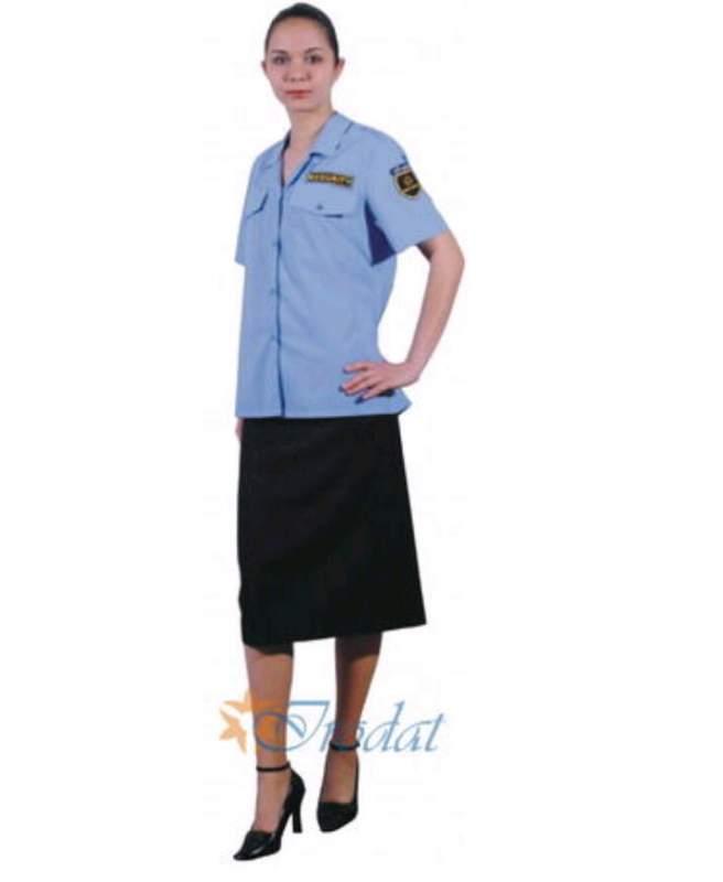 Форма охраника женская Арт.номер: S-1001