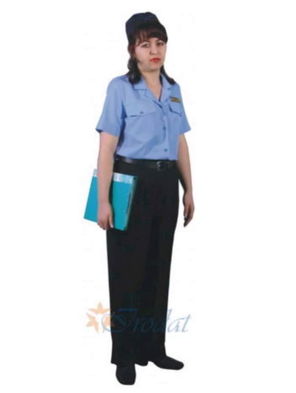 Форма охраника женский