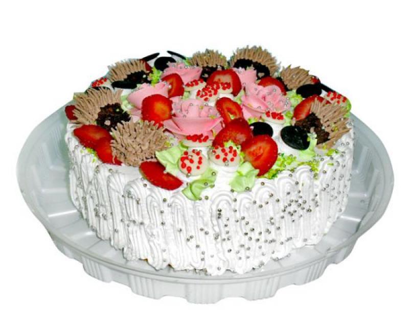 Где заказать праздничный торт