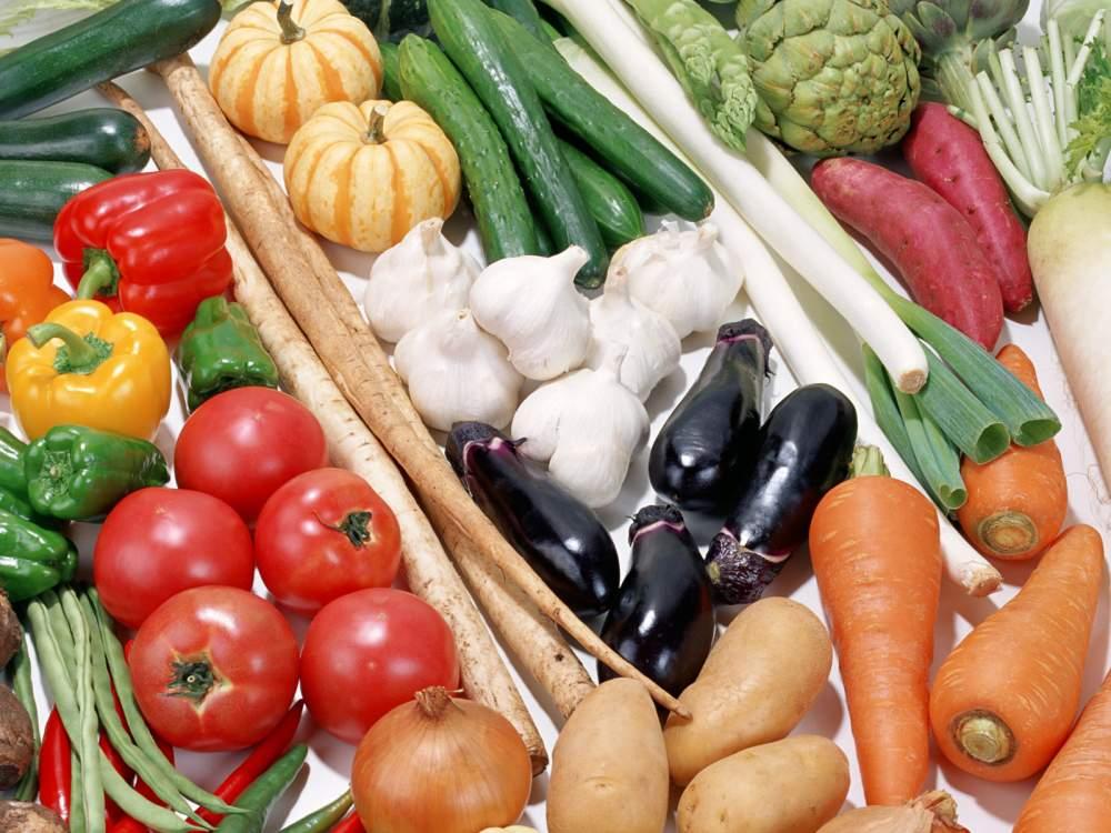 Купить Овощи свежие
