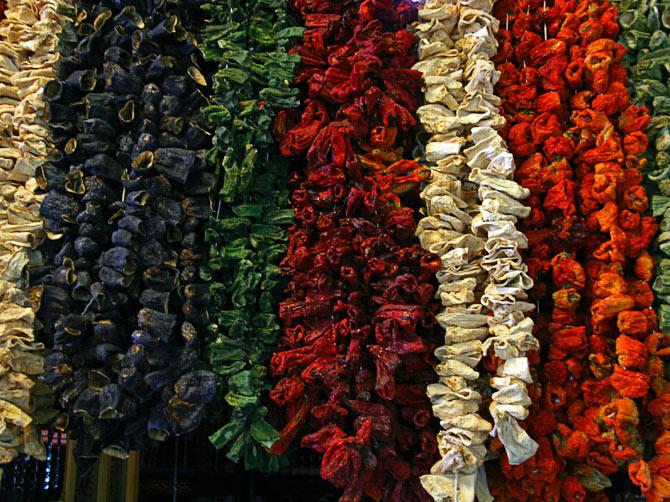 Купить Овощи сушеные