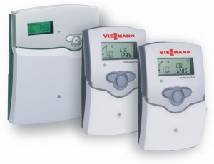 Контроллеры солнечных водонагревательных систем