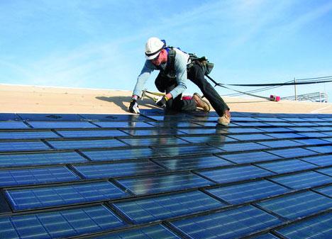 Установки использующие солнечную энергию