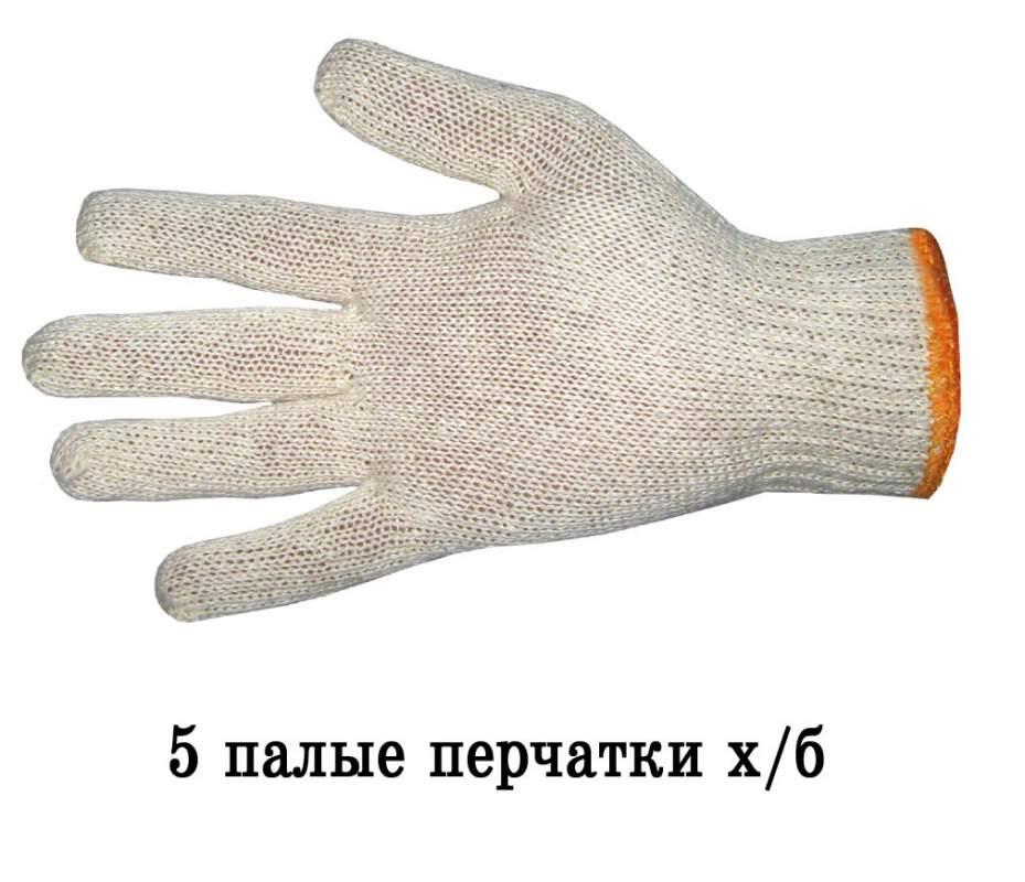 Купить Перчатки трикотажные х/б