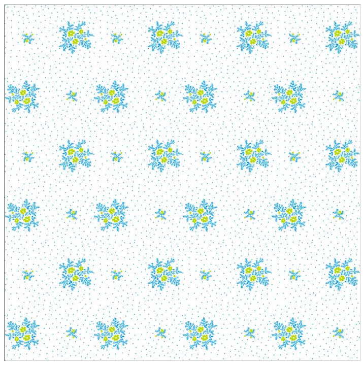 Buy Fabrics cotton wide color scale
