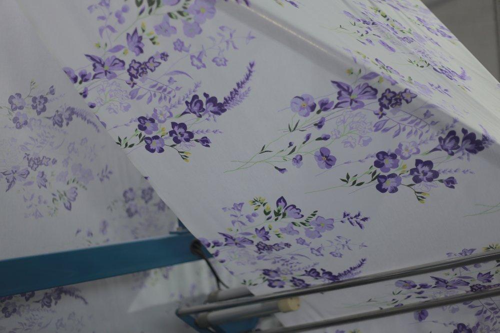 Buy Coarse calico - fabrics for house textiles
