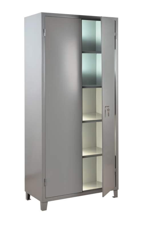 Металлический шкаф для хранения документов