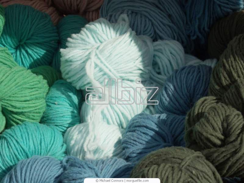 Купить Пряжа текстильная