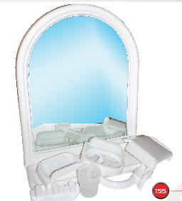 Товары из пластика для ванной