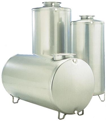 Емкости, сосуды, резервуары, баки, чаны, реакторы пищевые