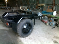 Buy Trailer chassis