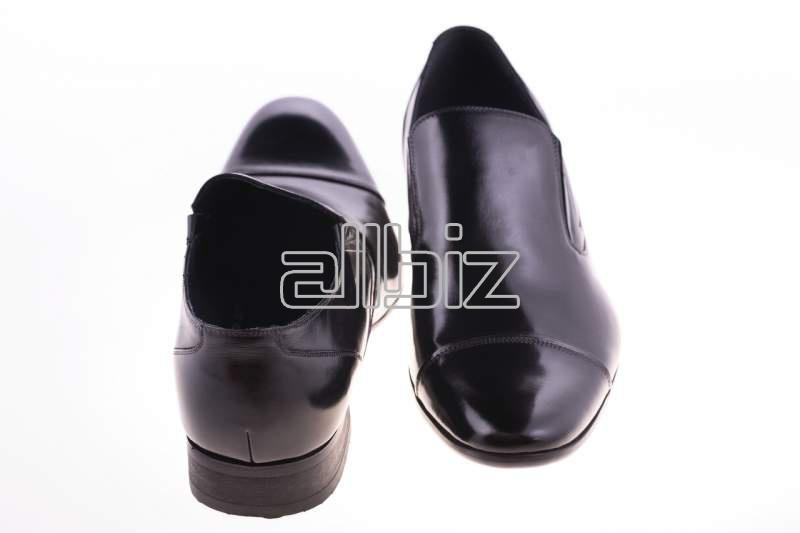 Купить Обувь кожаная мужская