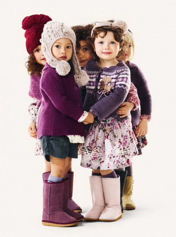 Buy Knitted products for children