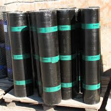 "Material roofing waterproofing brands ""Roof cover"" in rolls"