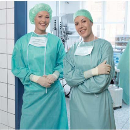 Хирургические комплекты из нетканого материала