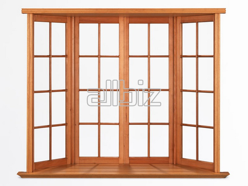 Doors, window frames - wooden, aluminum, plastic Production of ...