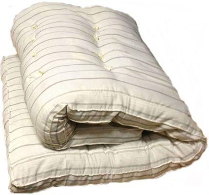Матрац ватный (65 см х 110 см)