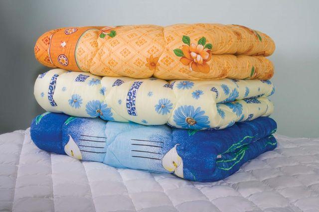 Ватное одеяло 180x215