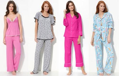 Night sleepers with pajamas