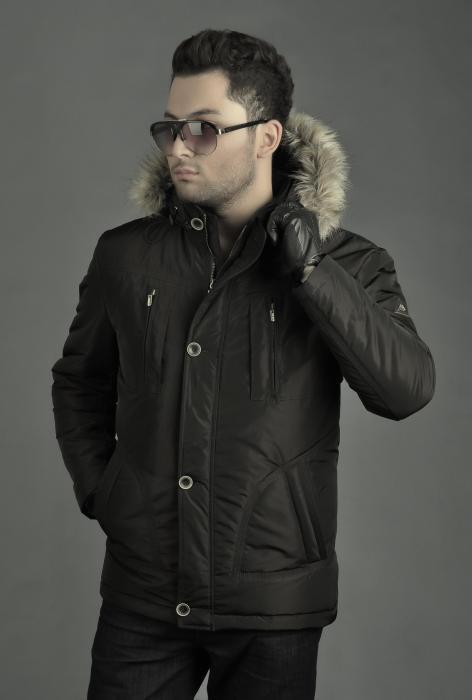 Мужская куртка M-120