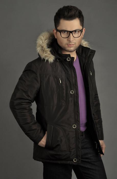 Мужская куртка 1