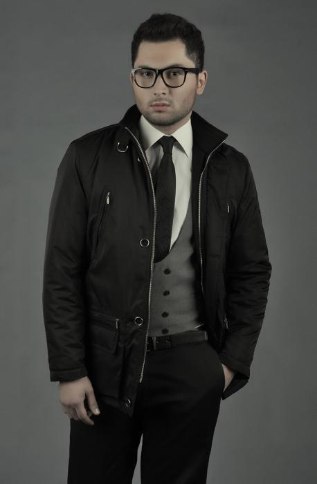 Мужская куртка 4
